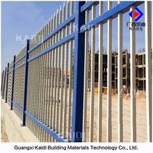 Hot Dip Galvanised Steel Metal Industrial Safty Fence