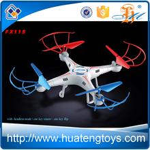Venta caliente 2.4 G 4.5CH 6-axis 360 degree rollo feilun <span class=keywords><strong>juguete</strong></span> FX115 dji phantom 3 profesional drone