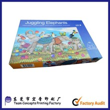 100 pieces paper jigsaw games puzzle