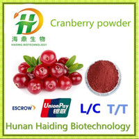 Factory Supply-Cranberry Extract/Cranberry Extract Powder/Cranberry Juice Extract,Hot Product
