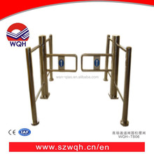 Wanqiaohong High Security Automatic Electric Swing Gates for Supermarket Access Control System