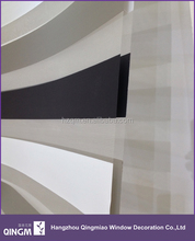 Double Layer Day And Night Curtain Fabric For Window Shade Zebra Blind
