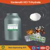 High purity 99%min (USP/In-House) Vardenafil HCl Trihydrate Powder/Man sex-improving CAS 224785-90-4