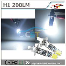 H1 2W 200LM COB led lamp bulb led lights car work light led 12v