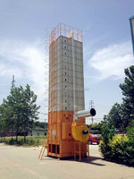 Different Loading Capacity 10T 12T 15T Paddy Grain Dryer