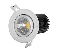 ErP dimmable led 10w saa certification fire rated downlight