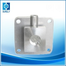 ISO 9001 painting die casting for Pneumatic valve parts