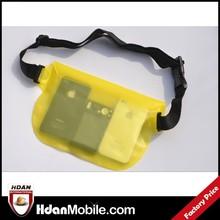 Beach Diving Swimming Travel MP3/Phone/Purse Waterproof Waist Pack Fanny Bag