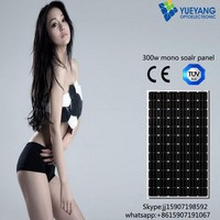 wholesale A grade/B grade polycrystalline/monocrystalline/pv/solar panel price made in Taiwan