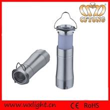 Waterproof Decorative Hook Aluminum Camping Lantern