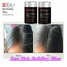REAL PLUS Best hair products help hair get thickening fiber/hair building fiber