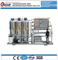 1TPH Water purifying system