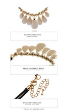 European summer fashion wholesale rhinestone pendants for chunky necklace