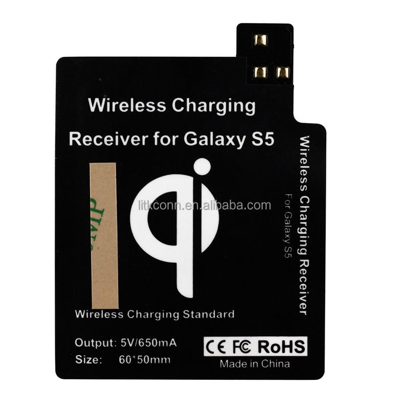 Inductive Charging Coil Factory Price qi Wireless Inductive Charging Coil For Samsung s5