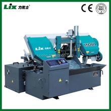 China automatic manual metal band saw blade cutting saw gz4232