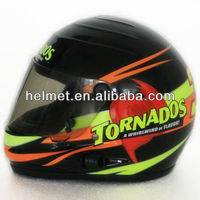 Collectable Mini Helmet AD-109 For Company Publicity As Customer Gifts