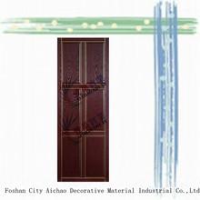 wood panel door design wardrobe door with Plywood made in Guangdong