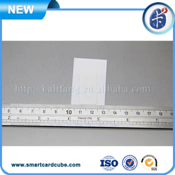 Customize Design 13.56mhz Good Quality Pvc Rfid Samrt Rfid Sticker