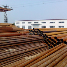 GB/T 8162 API 5L Chinese round mild steel tube and pipe