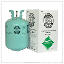 R134a refrigerant gas for car air conditioner with high purity and factory price