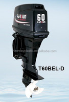 New Gasoline 60HP Outboard Marine Engine for Sale