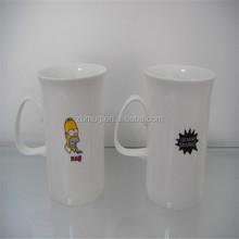 FDA handmade drinking cup christmas ceramic mug