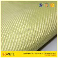 bulletproof para-aramid fabric