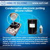 Electronic Potting silicone rubber with waterproof, thermal conductivity