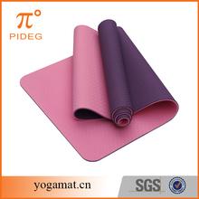 PIDEGREE New TPE Yoga Mat High Density No Glue