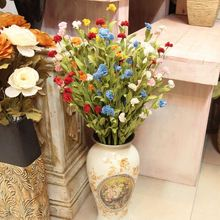 2015 Newest PU flowers 100% PU real touch artificial flowers