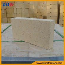 High temperature standard size straight shape tapered pizza oven brick