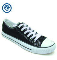 unisex all star canvas shoes,low cut lace-up blank canvas shoes