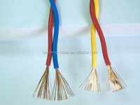 flexible copper core electrical pvc wire singel core pvc insulated house wire