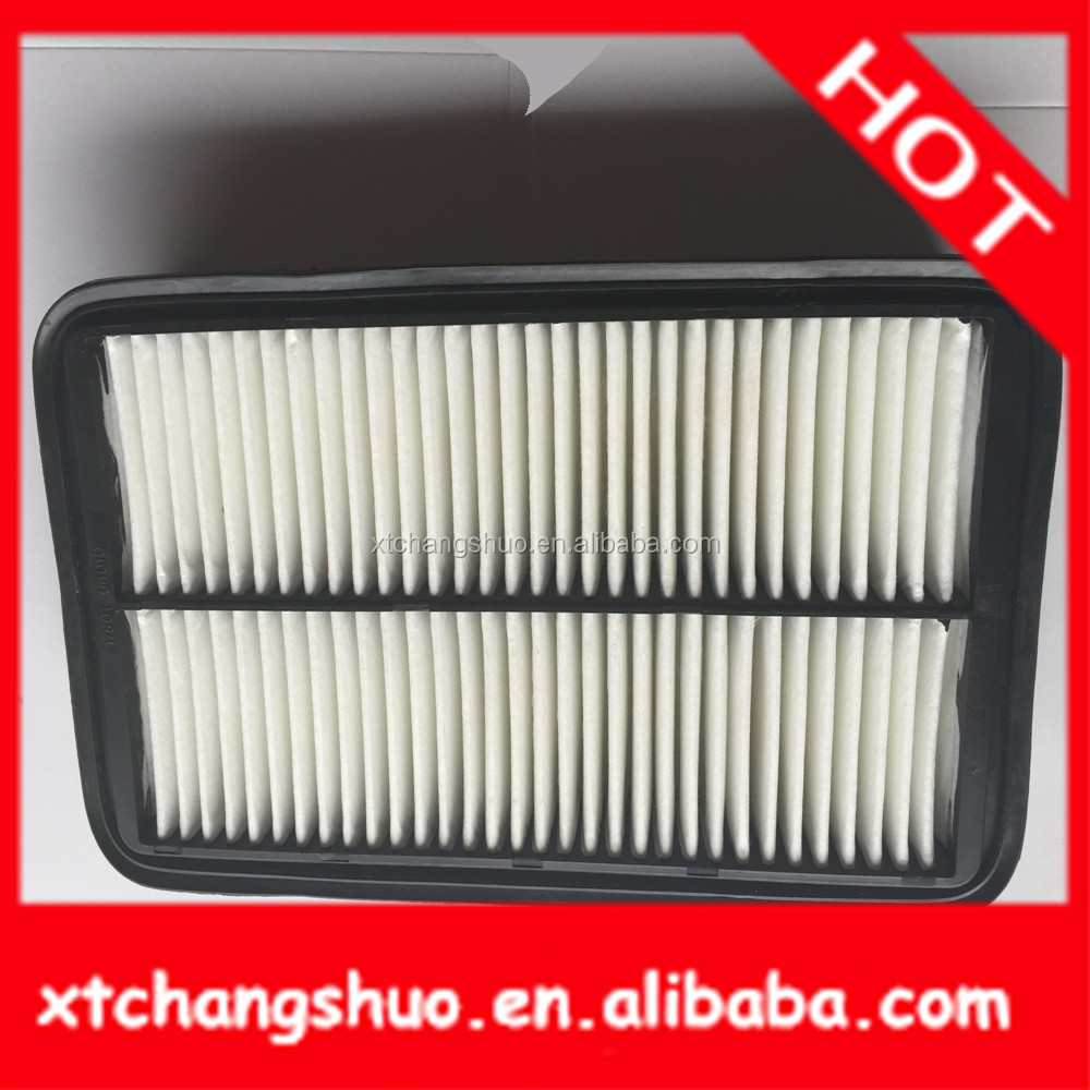 how to clean car air intake filter
