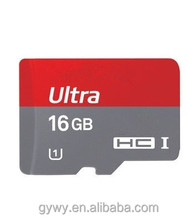 whlesale 16gb TF micro memory sd card with sd adapter and class 10 speed