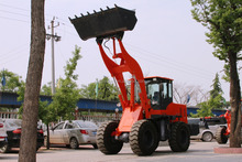 High Quality cat wheel loaders With Best Price 3.6 Ton 1.7m3 ZLY-936