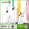 Excellent waterproof,weathering resistance,non-toxic and odorless interior wall paint
