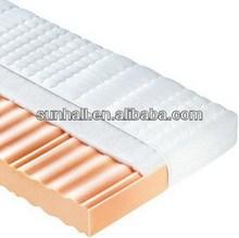Customized unique memory foam mattress queen