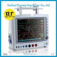 Medical Device Portable Patient Monitor with optional trolley