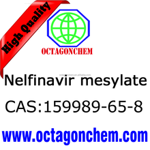 High quality Anti-HIV Drug 159989-65-8 Nelfinavir mesylate