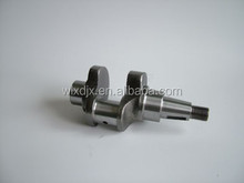 XD0181 Excellent Quality pulley crankshaft casting forging