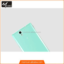 Ultra smooth highly polished surface and tapered edge Mobile phone used Tempered Glass Screen protector for Sony C3