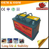 58514 DIN Standard 12v 85ah car battery dry cell car battery
