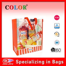 sedex approved food grade tote bags for store