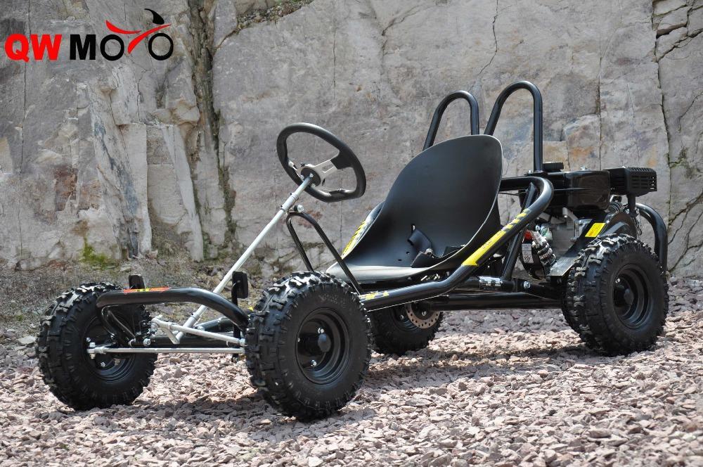 2015 entwickelt 4-takt 196cc rennen go-kart/warenkorb buggy für erwachsene