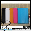 Folioing smart hard leather back cover for ipad mini
