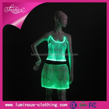 Luminous halloween costume light up adult costume luminous carnival costume