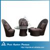 new design cheap wicker garden furniture