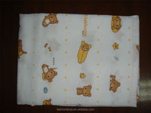 wholesale cotton gauze muslin swaddle baby wrap