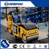 XCMG 12ton doubles wheels road roller (XD121E) for sale